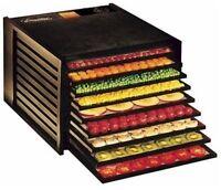 Excalibur 2900ecb 9-tray Economy Dehydrator Black Factory Warranty Brand