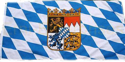 90 x 140 cm Fahne Weiß zum bemalen mit Ösen //White Flag for Painting