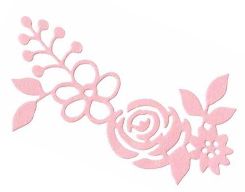 Filligree DC0318 Floral Lifestyle Crafts QuicKutz Cutting Die BOTANICAL Fancy
