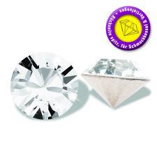 50 SWAROVSKI ELEMENTS 1028 Chaton, PP6 (ca. 1,3 mm), Crystal (Strass Steine)