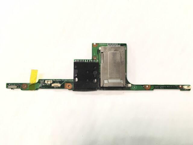 Card Reader Board Sony Vaio PCG-9W5M DAORJ1AB8C6