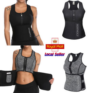 Women-Waist-Trainer-Vest-Sports-Slimming-Adjustable-Sauna-Sweat-Belt-Body-Shaper