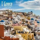Greece 2017 Square by Inc BrownTrout Publishers
