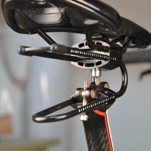 Extra-Wide Comfort Saddle Bicycle Seat Pad Soft Padded Mountain Bike Gel Saddle