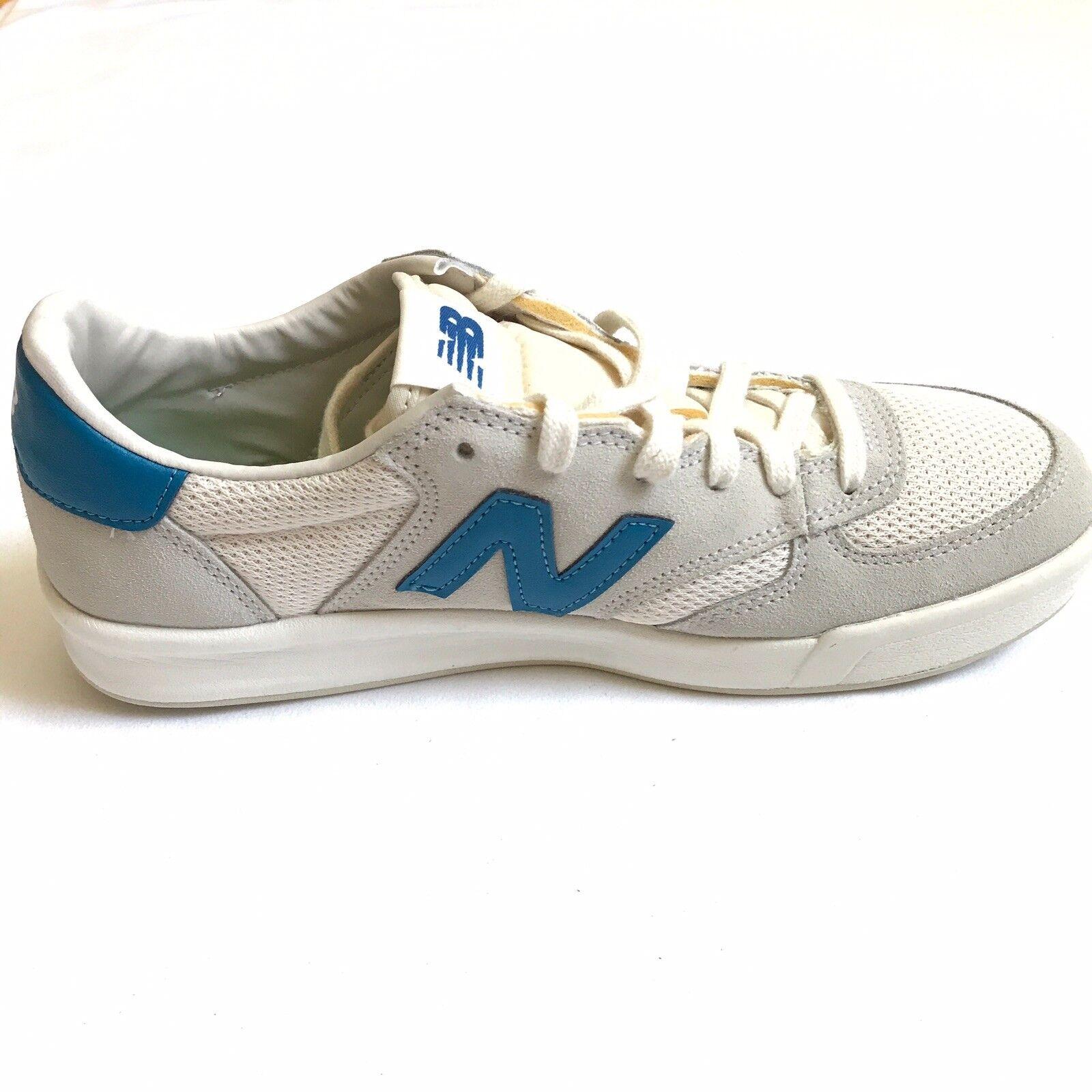 hot sale online 2faa9 34b65 NWB New New New Balance Mens 8 CRT300WB Lifestyle Mode De Vie Gray White  Sneaker