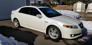 2007 Acura TL - Loaded - Safetied