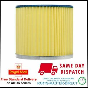 FITS SEALEY PC200 PC300 SERIES VACUUM CLEANER CARTRIDGE FILTER WET & DRY USE
