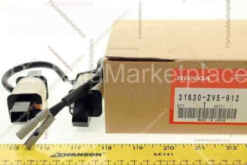 Honda 31630-ZV5-912 COIL ASSY. 12V//10A