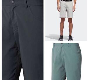 Adidas-Golf-Men-039-s-Adicross-5-pocket-Solid-Shorts-Brand-New-MSRP-75
