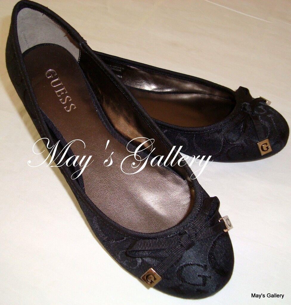 GUESS Jeans shoes Flat Flats Heel Flip Flops Sandals Flop shoe Ballet NIB Sz 7.5