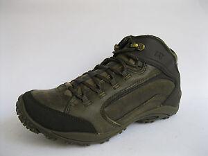 Caterpillar Leather Muddy 36b Mid Mens Argile Lace up P712848 Cut Vida Boot TTWqXr