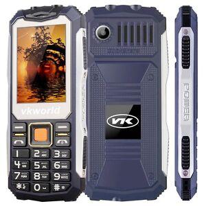 8gb De Travail Sécurité Chantier Smartphone Double Sim Téléphone
