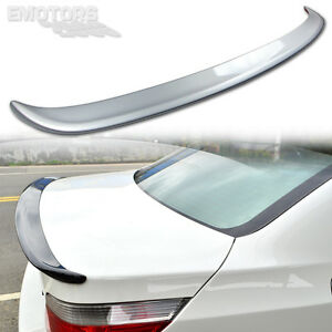 PAINTED BMW 4D SEDAN E60 5-SERIES A TYPE TRUNK BOOT SPOILER M5 04-10 520i 530i