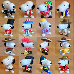 Snoopy World Tour Collection