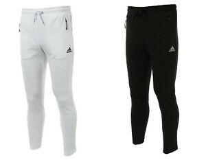 Adidas Men Athletic Stadium Pants Training L/S Black Running ...