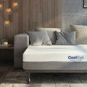 4 5 Inch Cool Gel Memory Foam Replacement Mattress For