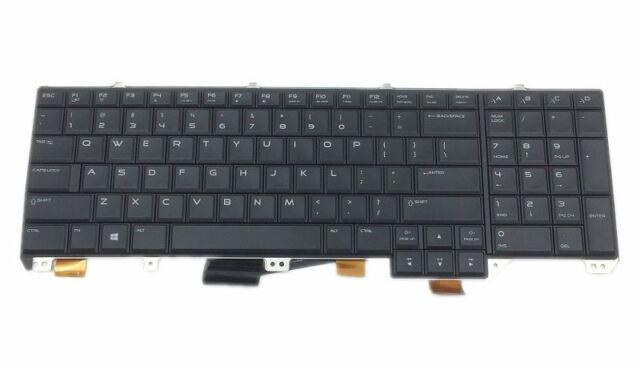 NEW for DELL Alienware 18 Generation Keyboard Backlit Canadian Clavier