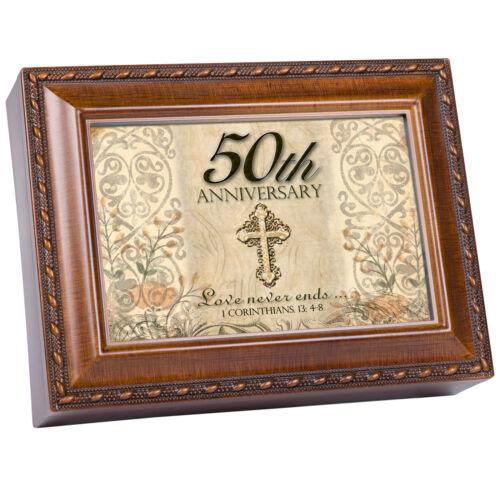 Ave Maria 50th Anniversary Music Box MBC7002S Song