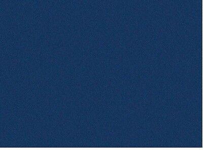 DARK BLUE VELOUR SOFT VELVET FEEL STICKY BACK PLASTIC SELF ADHESIVE VINYL FILM