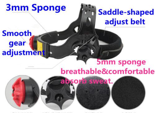 Head Welding  Protective Cap Welder Argon Arc Welding Glasses UV Resistance