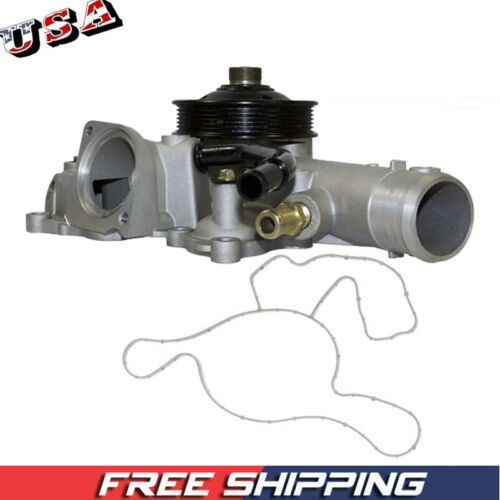 Water Pump for Ram Truck Dodge 1500 2500 Durango 3500 5.7L V8 GASfor 43559
