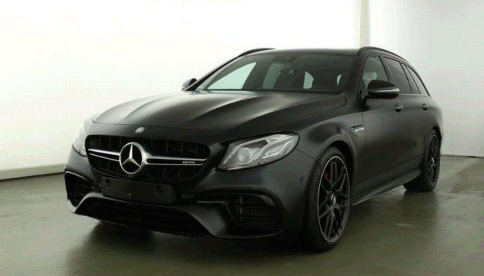 Mercedes E63 4,0 AMG S stc. aut. 4-M+ 5d - 12.999 kr.