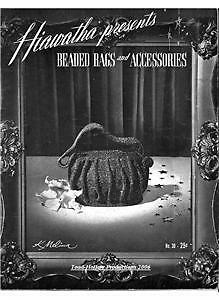 1947 Hiawatha # 30 Beaded Bags /& Accessories on CD