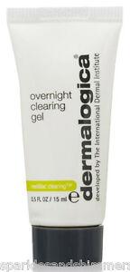 Dermalogica-mediBac-Overnight-Clearing-Gel-MINI-15ml-Spot-Blemish-Prone-Skin