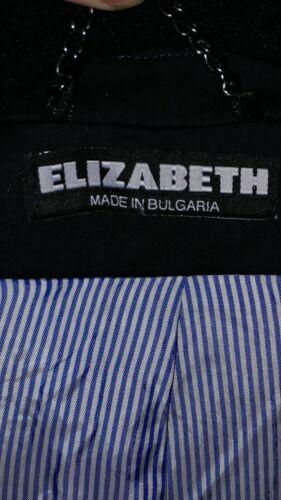 Designer Elizabeth Damejakke 2 Designer Damejakke Størrelse 2 Designer Elizabeth Størrelse 7q7zn5r