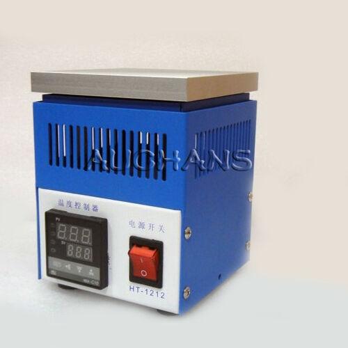 Honton HT-1212 Bga Reballing Heating Plate Preheating Station 110V//220V