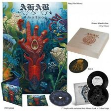 Ahab - BOATS OF THE GLEN CARRIG cd album ltd wooden box edition (500 only) NEW