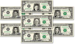 Donald-Trump-Dollar-Bill-Mike-Pence-Eric-Ivanka-Melania-Cash-Money-Collectible