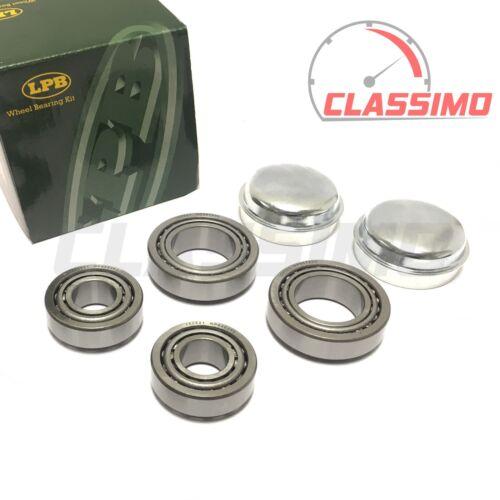 SLK R171-2002 to 2011 Front Wheel Bearing Kit Pair MERCEDES CLK C209 A209