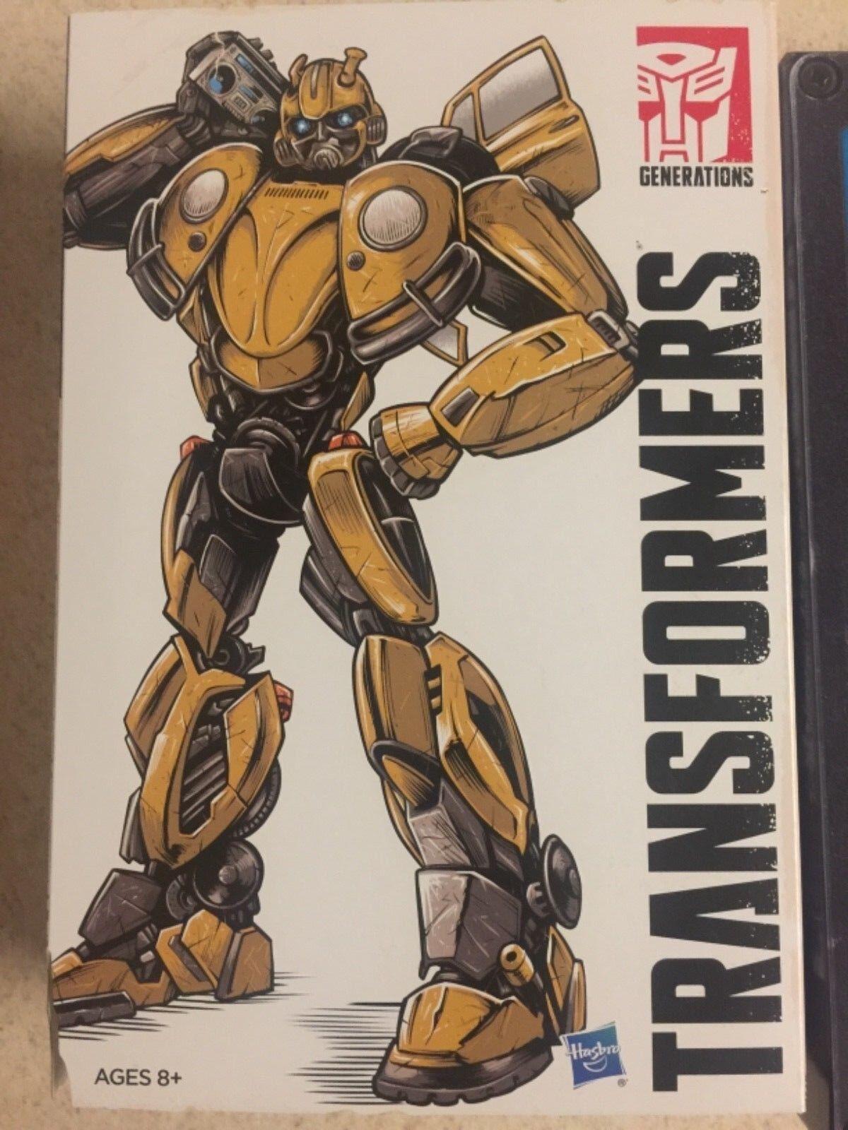 Transformers Studio Series Series Series Bumblebee Vol. 2 Retro Pop Highway VW Exclusive 1198a9