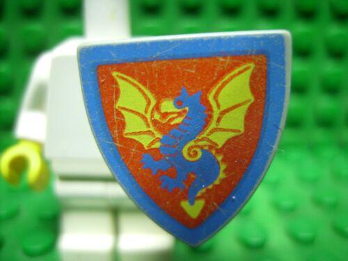 Lego Ritter,Drachen Schild  #K3