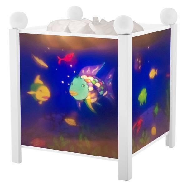Magische Magische Magische Laterne Regenbogenfisch© - Weis 647ac5