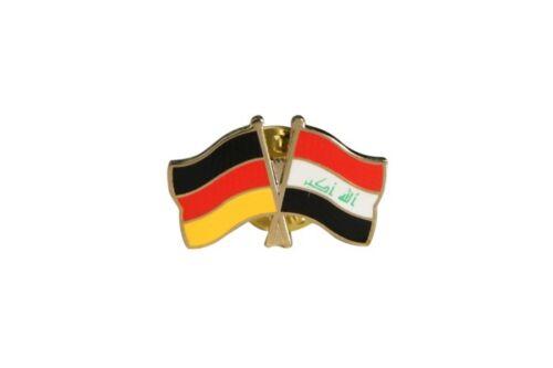 Allemagne-Irak drapeaux pin drapeaux pins Fahnenpin Flaggenpin le pins