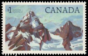 "CANADA 934 - Glacier National Park ""1984 CBN Clark Paper"" (pf38764)"
