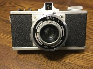 Rare-LEIDOX-Vintage-Camera-Leidolf-Wetzlar-of-Leica-127-old-Film-I-c1950-s