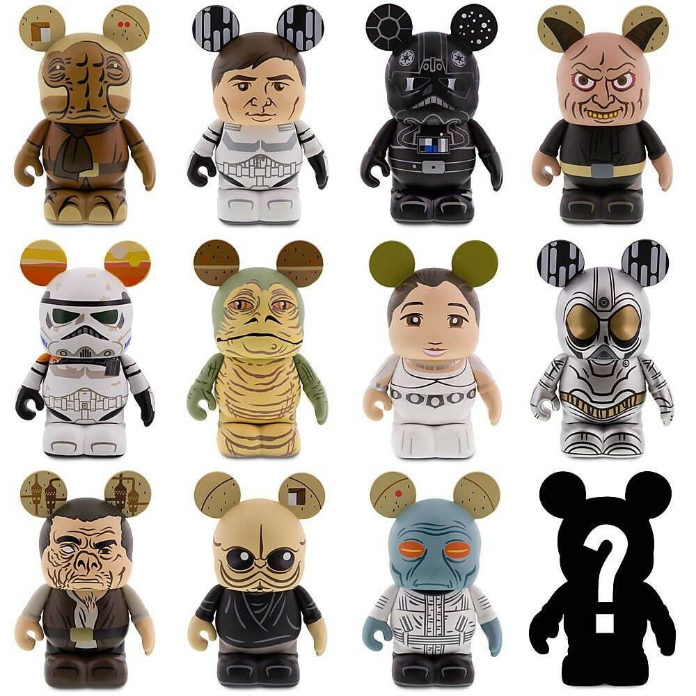 StarWars figurine : BRAND NEW STAR WARS VINYLMATION SERIES 5 * FIGRIN D'AN CANTINA BAND * 2015 NEUF