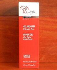 Yonka For Men Gel Mousse/ Foam Gel 3.4 oz 100 ML NEW