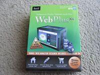 Brand Serif Webplus Web Plus X4 Professional Quality Websites Made Easy