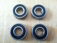 """Go Kart Spindle Bearings for 1/2"""" King Pin NEW Lot of 4"""