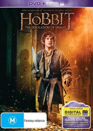 1 of 1 - Hobbit - The Desolation of Smaug (DVD, 2014)