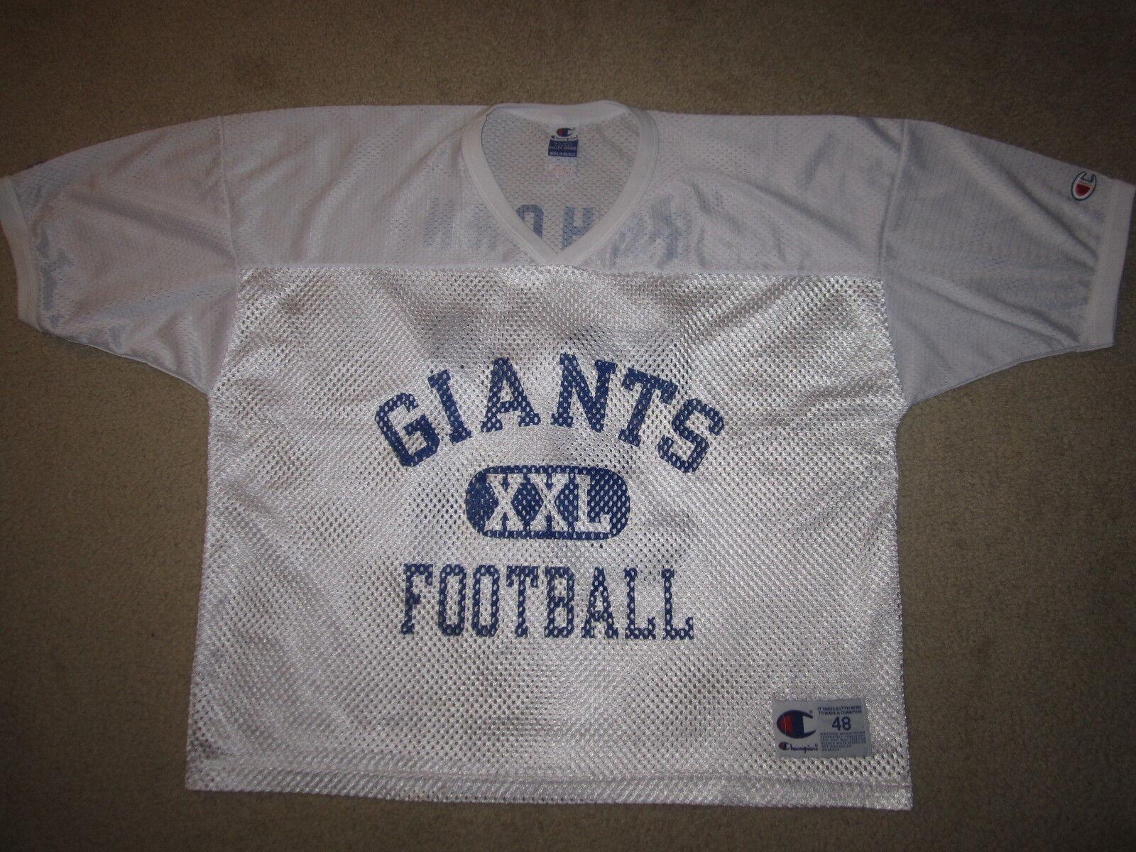 Jason Sehorn  31 New York Giants Champion NFL Trikot 48 XL  | Neue Produkte im Jahr 2019