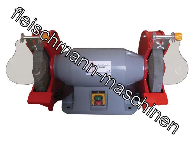 DSM250 Doppelschleifmaschine Holzmann 230V