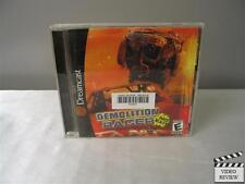 Demolition Racer: No Exit (Sega Dreamcast, 2000)