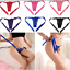 Sexy-Women-Lace-Thongs-G-string-Panties-Knickers-Lingerie-Underwear-Side-Tie-TR thumbnail 2