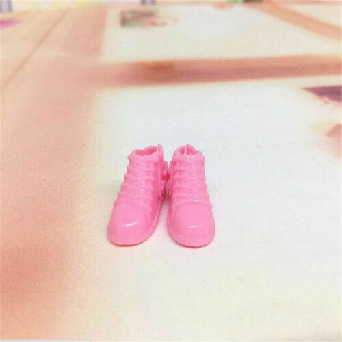 Original 4 pair Doll Shoes Fashion Cute shoes for  Doll shoes 1//6 SP