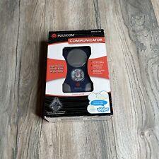 Polycom Communicator C100s Speakerphone Microphone New Open Box